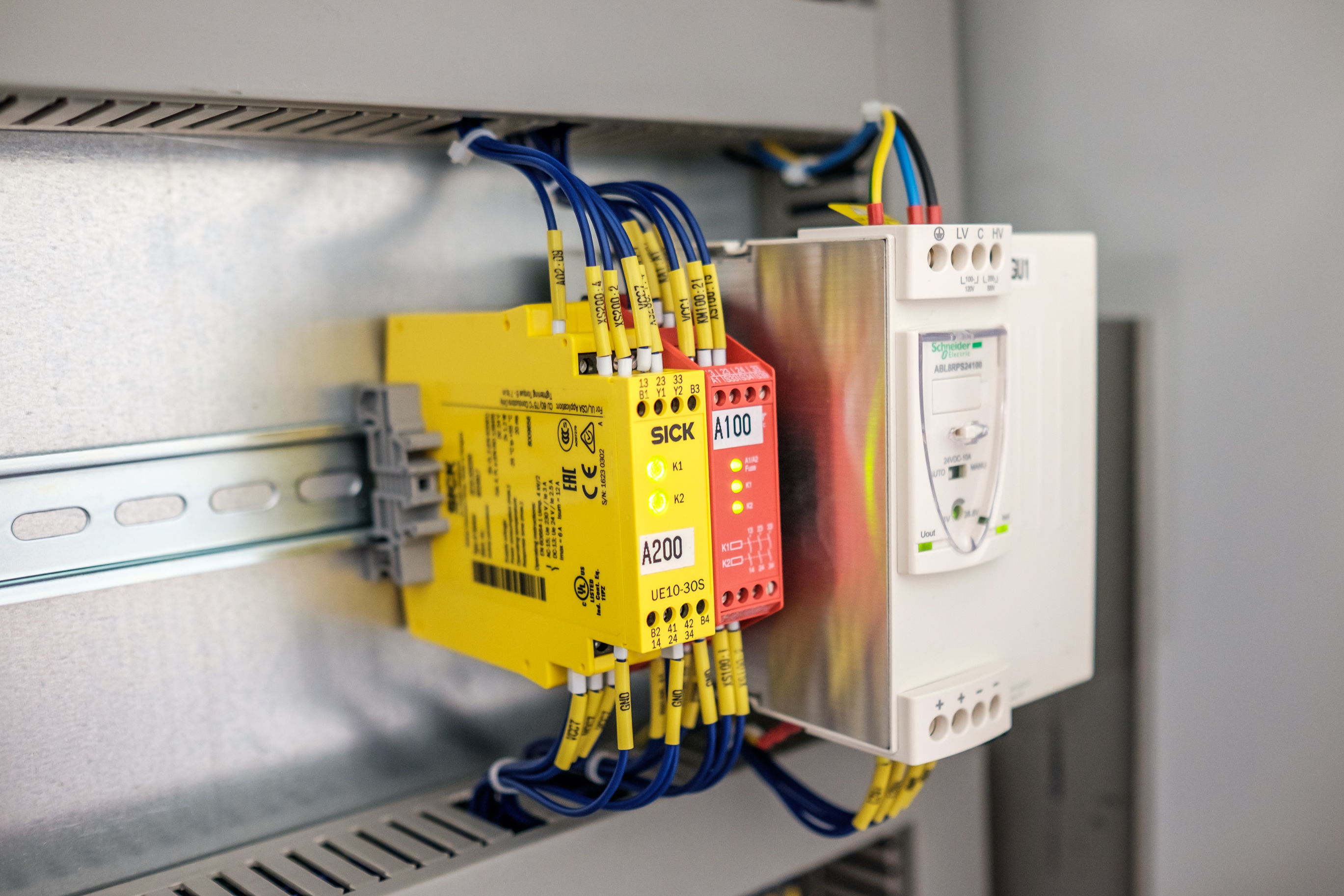 Industrial Electrical Installation Machinery Wiring Previous Next